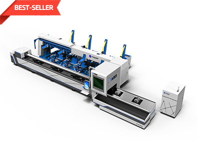 Auto Feeding Tube & Pipe Laser Cutting Machine TC-T220A