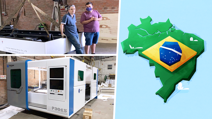 ?Tianchen Laser deploys in the Brazilian market